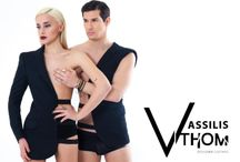 Double Truble by Vassilis Thom / Women & Men Capsule Collection 2014