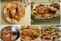 Balıklı Yemekler / Kolay Resimli Pratik Denenmiş Lezzetli Balıklı Yemek Tarifleri www.salatatarifi.com