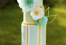 Wafer paper Cakes & Flowers