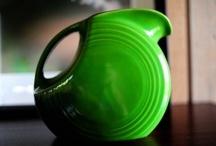 fiestaware / by Cheryl Embretson