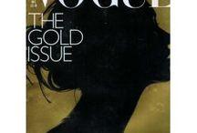 Retro Vogue Magazines UK