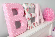letras grandes para decoración habitacion6