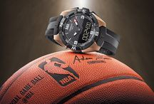 The Tissot T-Touch Expert Solar NBA Special Edition