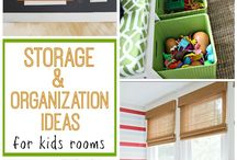 Organization in rooms