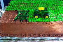 Cakes / by Kathy Webb Barnes