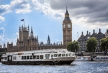 Great Britain. London. / Restaurants, places to visit, must see and know.