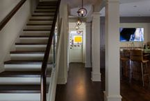 2014 Tour-Handcrafted Homes / Basement remodel
