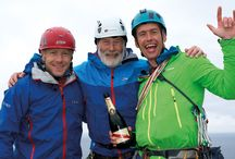 The Old Man 'On' Hoy / At 80 years old Sir Chris Boningiton returns to the giant sea stack alongside Leo Houlding
