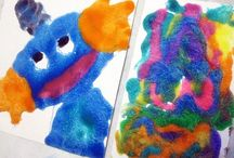 Craft ideas with the kids