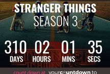 STRANGER THINGS COUNT DOWN