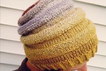 Knitted Gorros