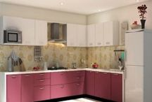 L Shaped Modular Kitchen / L shaped modular kitchen that makes your kitchen room delightful, charming and look more beautiful. Get your dream L Shaped kitchen at a low factory price today. We are the manufacturers who sell the product directly to the customer. No third party involved. So you get the kitchen at a very low price. Order yours' today!