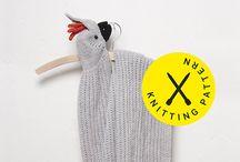 Strickmuster / Strickmuster PDF zum Download Knitting Ideas