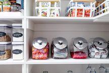 Consumer storage space