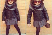 Inspiracje fashion baby