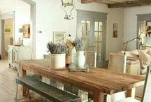 Country Kitchen ideas / House plans