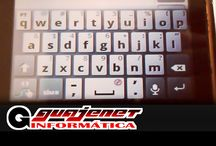 teclado de celular . (sumiu .)