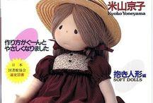 Revistas miniaturas y muñecas