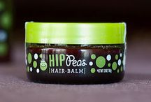 Hip Peas / All natural hair products for your stylin' kiddo.