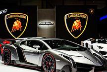 Lamborghini  / by Jeff Watson