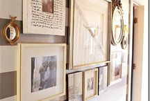 Gallery Wall / Photo Display