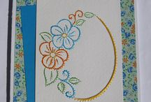 paper embroidery