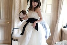 Vera Wang / Dreamy dresses by Vera Wang / by Wedding & Style by CliodhnaL