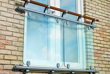 Balconies and porches / Ideas for improving your home and business from the outside