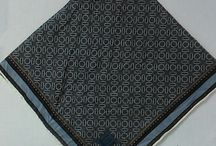 Vintage Autenthic Dunhill Handkerchief