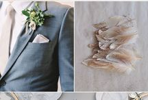 Wedding Colors Inspiration / Color ideas for wedding flowers, clothing and decor, color palettes for weddings
