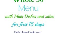 Whole 30 / by William Reynolds