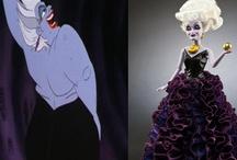Creepy Disney Princess Makeovers