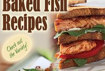 Recipes...Seafood Suppers