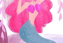 true mermaids