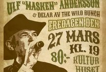 60´s Country / Officiell Poster