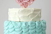 Cakes / by Mandy Kiffel