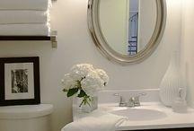 Bathroom Ideas / Ideas for my dream home