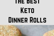Keto Dinner Rolls