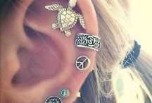 Tattoos and piercings..........one day!