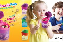 SnackPals Shake-n-Snack Party