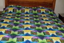 My Quilts / by Nancy Young