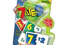 Family Game Night! Numbers Galore!  / by Katie Costello