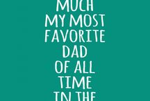 Fathers Day / by Talia Audenart
