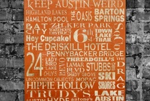 Austin <3 / by Pancake Canoe