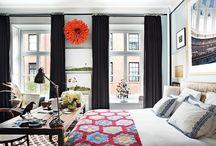 Dormitorios / Camas, colchas, sábanas, mesitas de noche. La mejor inspiración para soñar a lo grande.