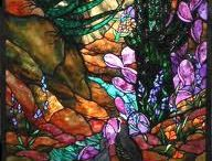 Stained & Colored Glass