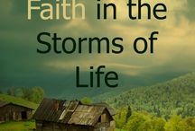Keeping Faith in Storms of Life
