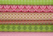 colour board | pink & lime