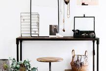 Vanity space/room