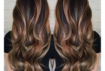Balayage Brown Hait